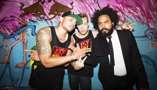 Foto do artista Major Lazer